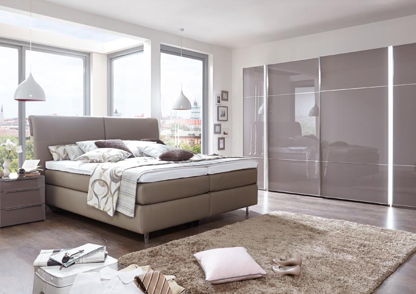 Schlafzimmer komplett - Möbel Bohn GmbH in Hilchenbach-Müsen