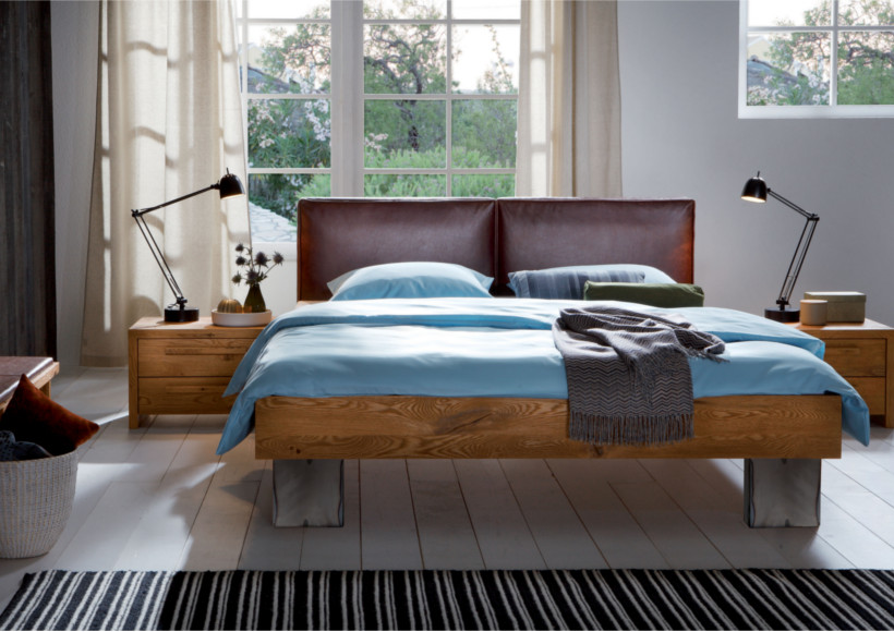 massivholzbett factory line m bel bohn gmbh in hilchenbach m sen. Black Bedroom Furniture Sets. Home Design Ideas