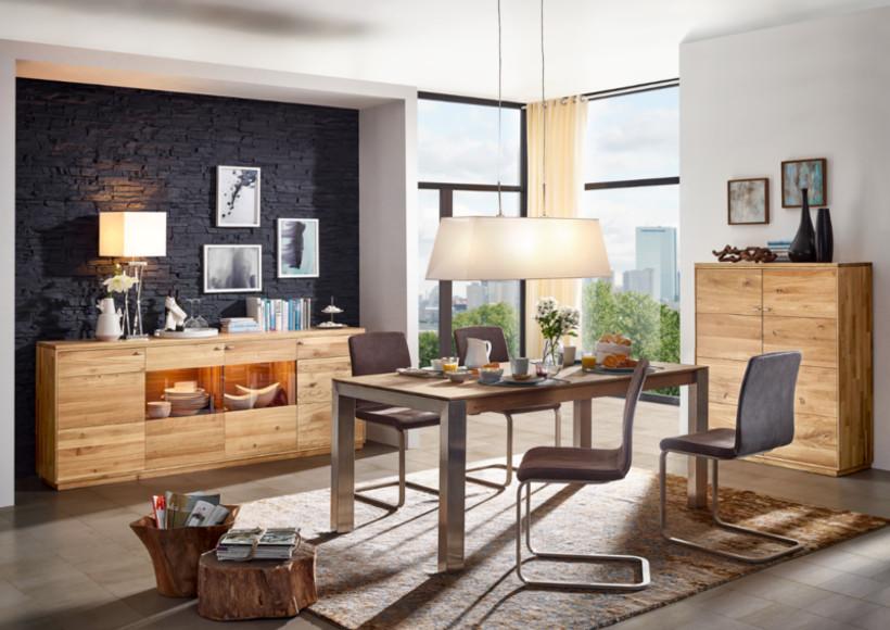 esstischgruppe m bel bohn gmbh in hilchenbach m sen. Black Bedroom Furniture Sets. Home Design Ideas