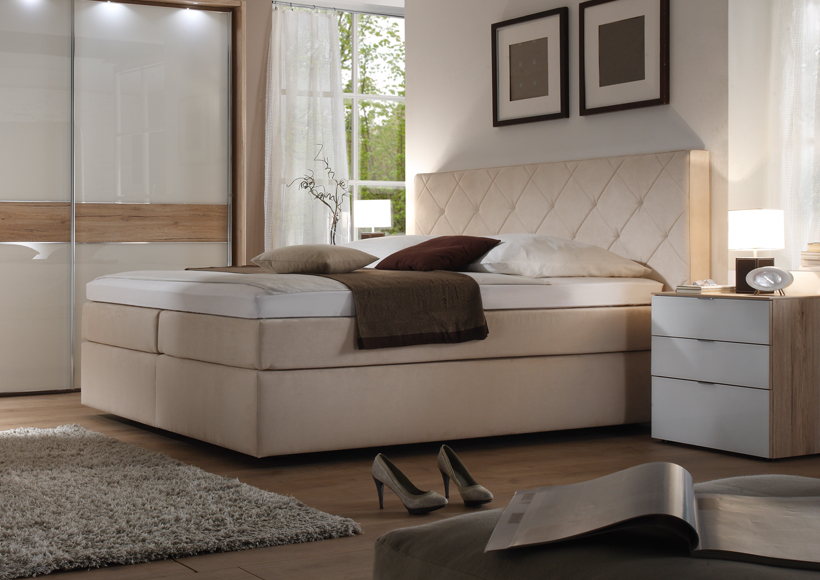 boxspringbett boston m bel bohn gmbh in hilchenbach m sen. Black Bedroom Furniture Sets. Home Design Ideas