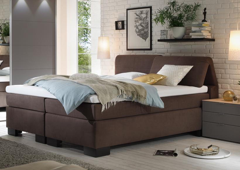 boxspringbett kansas m bel bohn gmbh in hilchenbach m sen. Black Bedroom Furniture Sets. Home Design Ideas